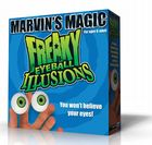 Freaky Eyeball Illusions Magic Set by Marvins